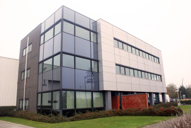 Office space for rent in MB2 Business Park Ghent