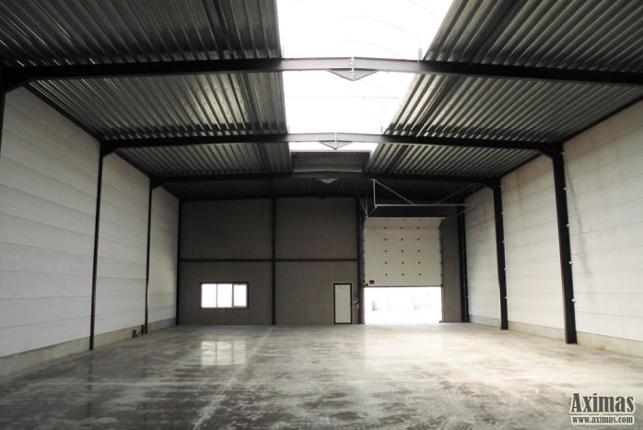 Moortelpark: bedrijfsruimte te koop & te huur   Ronse