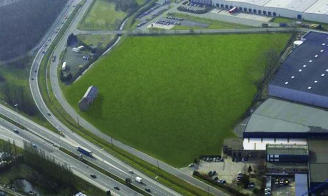 Puurs Antwerp - Distribution warehouse to let & for sale