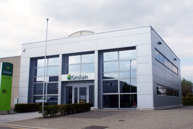 Offices for sale & to let in businesspark Merelbeke Ghent