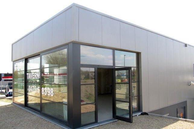Kantoor, showroom en opslag te huur in Kampenhout