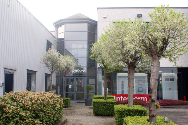 Office space for rent in Kampenhout near Melsbroek airport