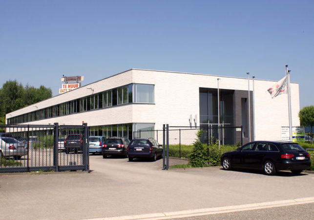Haasrode research park - fully-fitted offices to rent