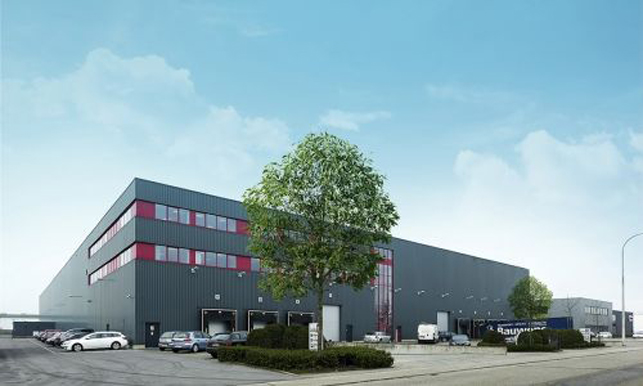 Distribution centre for sale in Herentals Antwerp