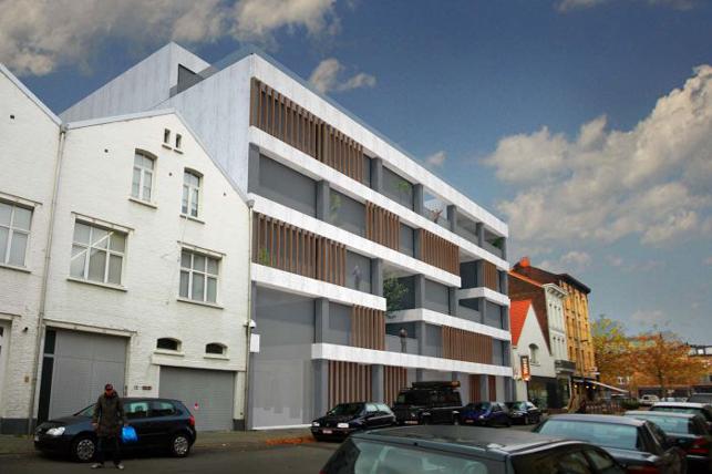 Antwerpen-Zuid: kantoren te koop   UrbaNation