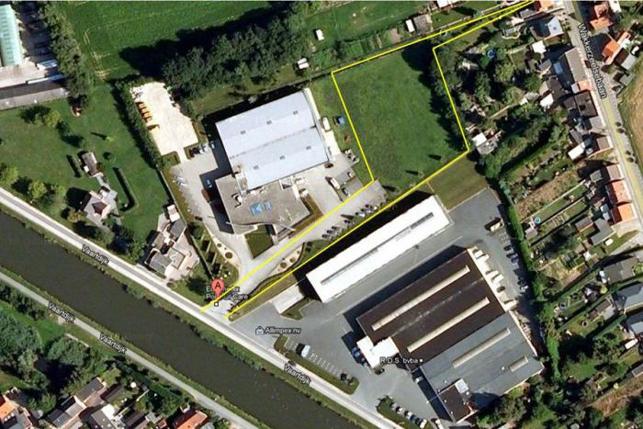 KMO of industriegrond te koop   Leuven-Noord