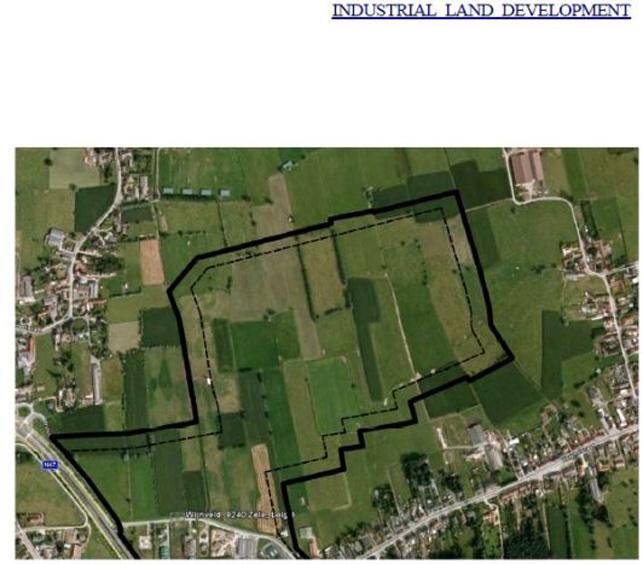 Bedrijvenpark Zele: industriegrond te koop nabij Gent.