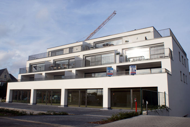 Ghent Merelbe - offices & retail for sale & rent