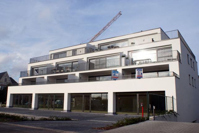 Withof Merelbeke - kantoor & winkel te huur & koop in Gent